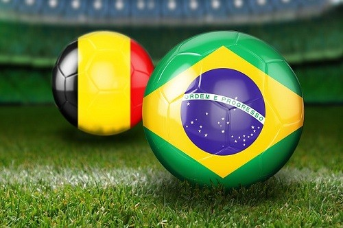 Mundial Rusia 2018: Brasil vs Bélgica [EN VIVO]