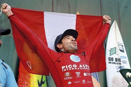 Cristóbal De Col se impuso en Pico Alto Internacional