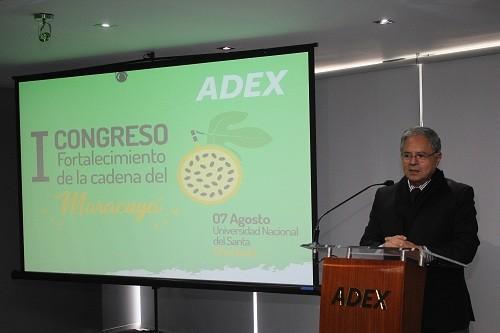 Grupo de trabajo liderado por Adex impulsará cadena productiva de maracuyá