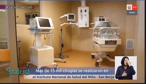 Ministerio de Salud incorpora lengua de señas en su plataforma informativa