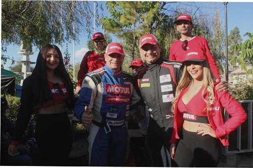Team Motul conquista El Rally Valle Del Mantaro