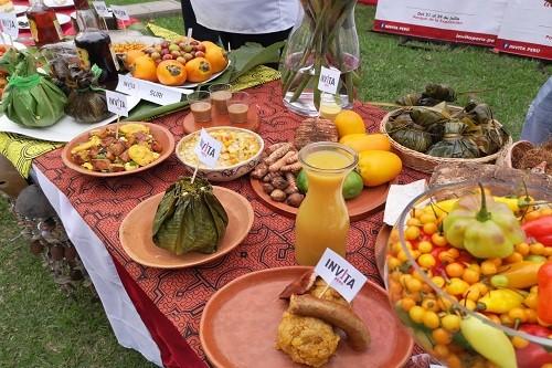 Inicia la 8va edición de la Feria Gastronómica Invita Perú