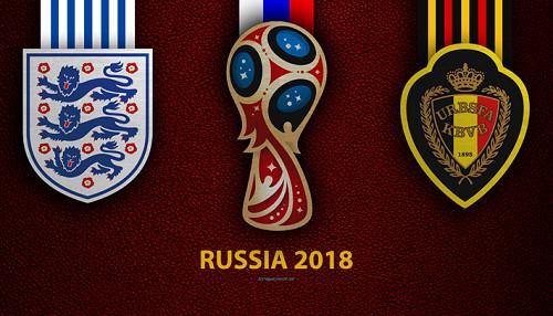 Mundial Rusia 2018: Bélgica vs Inglaterra [EN VIVO]
