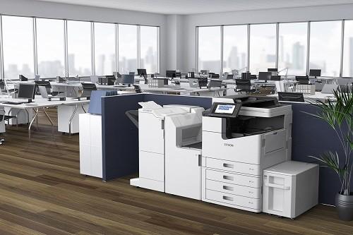 Epson trae al Perú impresora multifuncional ultra veloz para el sector corporativo