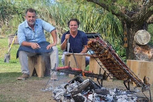 El Gourmet estrena la segunda temporada de 'Maestros del Asado'
