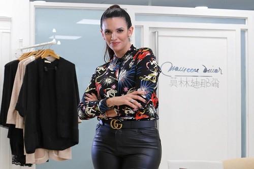Look de fiesta regresa a Más Chic con la asesora de moda y fashionista, Yamila Pica