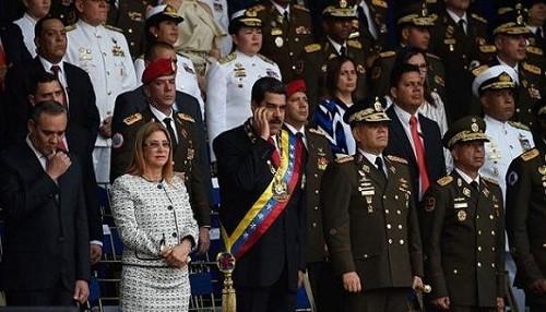 Venezuela: 6 arrestos por las explosiones de drones tras supuesto atentando contra Maduro