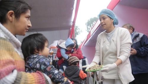 Minsa organizó 'Sabatón contra la anemia' en Parque de Las Leyendas y Club Zonal Huáscar