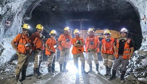 Inversiones mineras en el Perú crecen 31.4% entre enero y junio de 2018