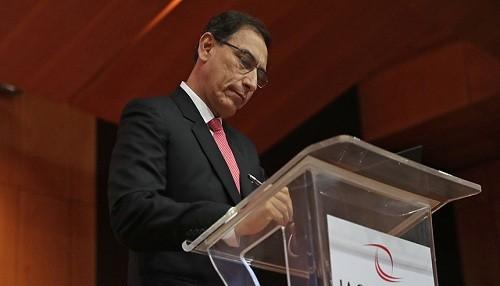 Jefe de Estado: 'Estamos enfrentando tres grandes batallas: la anemia, violencia hacia la mujer y corrupción'
