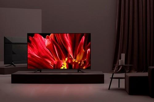 Sony lanza la serie MASTER con dos exclusivos modelos 4K HDR A9F OLED y Z9F LCD con calidad de imagen sin precedentes