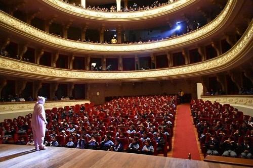 Teatro Municipal De Lima continúa con el programa formación de públicos