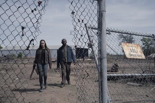 AMC anuncia que la segunda parte de la cuarta temporada de 'Fear theWalking Dead'