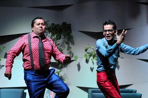 """Temporada """"Los Coach De Tu Vida"""", espectáculo de comedia presentado por Panda Teatro Impro En """"La Tarima Café Concert"""""""