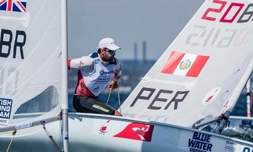 Stefano Peschiera es el primer peruano clasificado a Tokio 2020