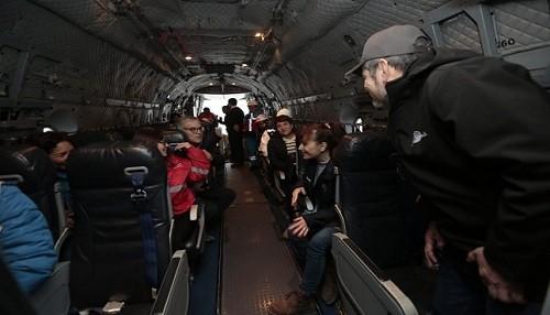 Afectados por intoxicación retornaron a Ayacucho
