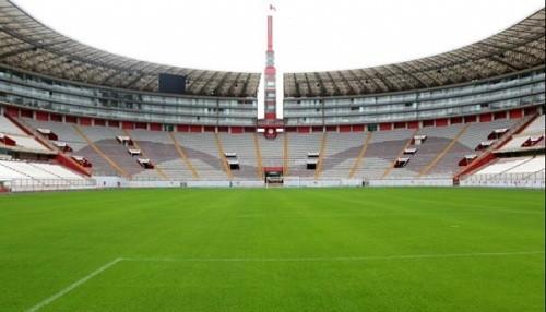 Estadio Nacional elegido como sede de final de Copa Sudamericana 2019