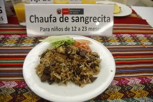 Programas sociales podrán adquirir arroz fortificado con hierro para luchar contra la anemia