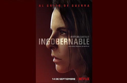 Kate Del Castillo regresa para la segunda temporada de Ingobernable