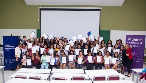 Más de 160 mujeres culminan con éxito programa de liderazgo de fundación Belcorp