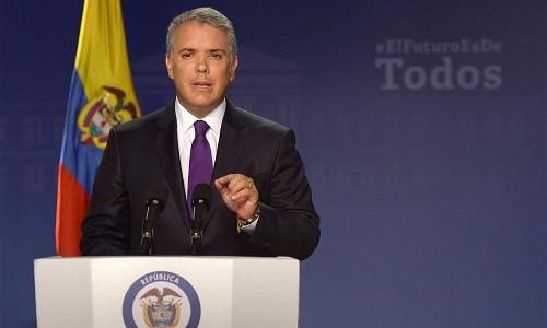 Colombia: Palabras del Presidente Duque Márquez, con motivo de la Consulta Anticorrupción