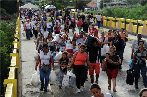 Crisis humanitaria venezolana, la hora de la ONU ha llegado