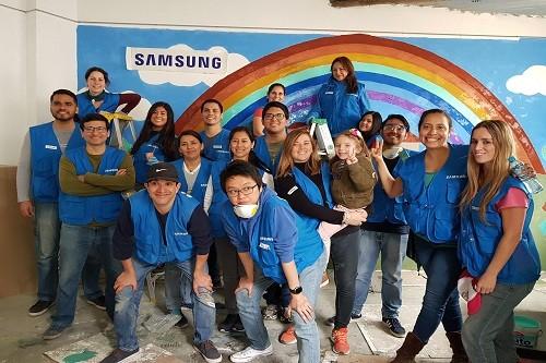 Biblioteca Runachay: Samsung apuesta por la creación y mejora de espacios educativos en Manchay