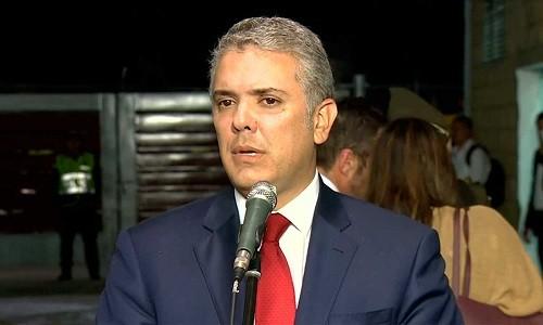 Los colombianos queremos la liberación de todos los secuestrados, de todos los secuestrados, reitera el Presidente al ELN