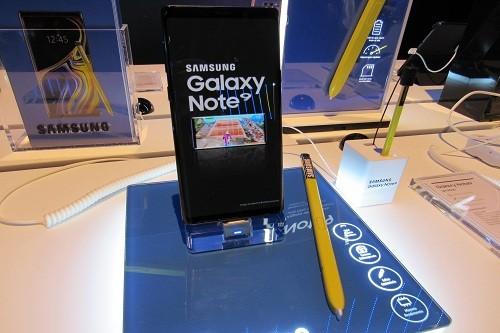 Samsung presenta en Perú al súper poderoso Galaxy Note9