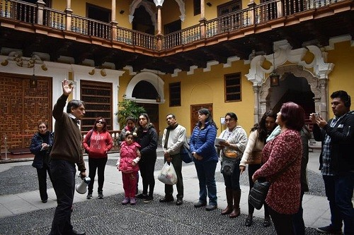 Municipalidad de Lima ofrece el recorrido patrimonial 'La Exposición de Lima'