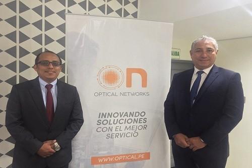 Optical Networks establece nuevo hub en La Libertad para mejorar las telecomunicaciones en el norte del país