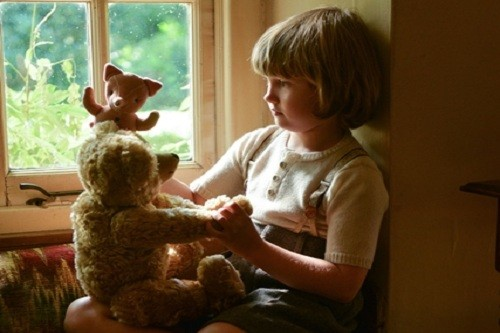 "Filme estreno: ""Hasta Pronto, Christopher Robin"" (Goodbye Christopher Robin)"