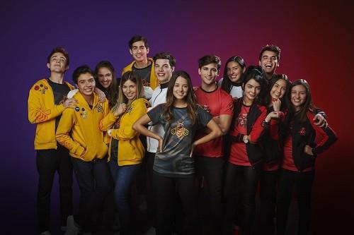 Llega la nueva serie de Gaming de Nickelodeon Latinoamérica: Noobees