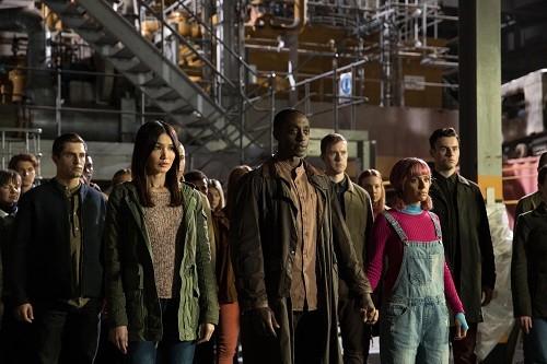 La aclamada serie original de AMC 'Humans' regresa todos los lunes