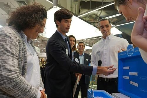 Paris será la primera tienda por departamento en asumir un compromiso en la reducción del uso de bolsas plásticas