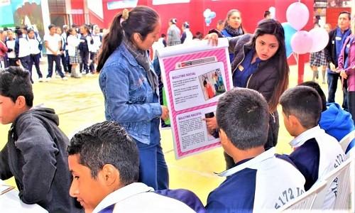 Minsa brinda atención a escolares y docentes con signos de depresión