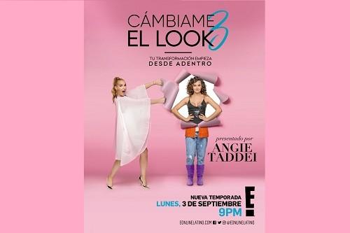 Moda y tecnología en la 3° temporada del show 'Cámbiame el look' de E!