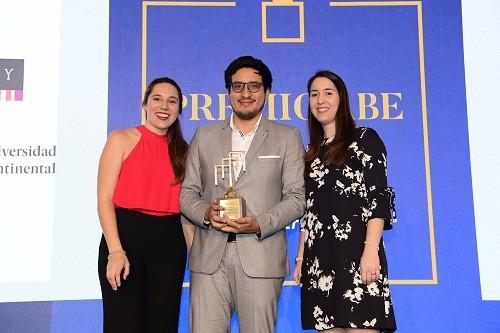 #MeUno recibe el Premio ABE a mejor programa de voluntariado