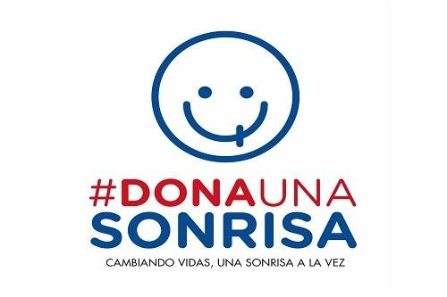 #DonaUnaSonrisa y cambia la vida de un niño