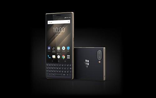 Blackberry® Key2 LE oficialmente anunciado en IFA 2018