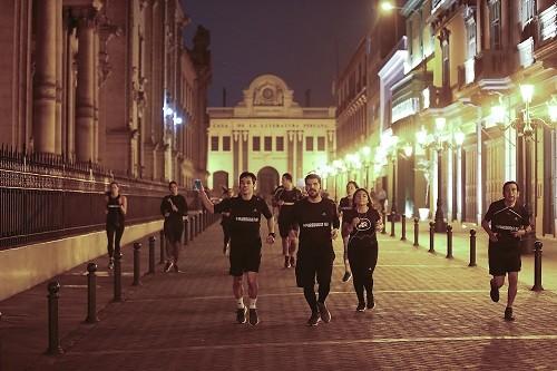 Nuevas PureBoost Go Adidas invadieron centro de Lima