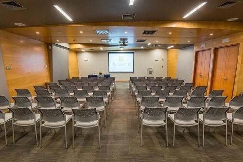 Bamboo, la sala de eventos corporativos de la cadena Palmetto Hoteles