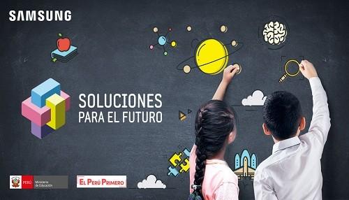 Proyectos escolares de ciencias del país serán reconocidos en la quinta edición del concurso 'Soluciones para el Futuro'