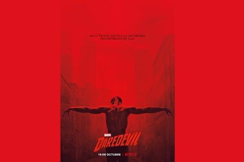 Netflix lanza el primer avance en video de la esperada nueva temporada de Marvel - Daredevil