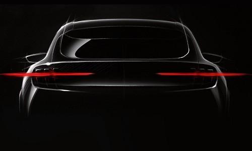 Ford revela el futuro SUV 100% eléctrico inspirado en Mustang