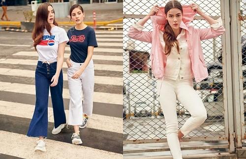 Tres looks de tendencia para esta temporada de Jeans & Zapatillas