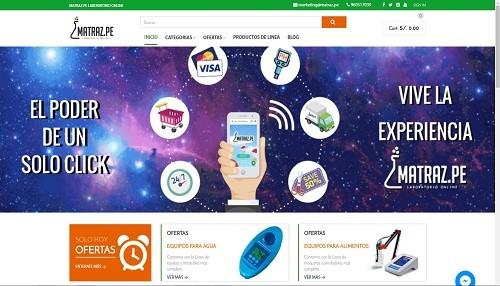 Matraz.pe: la primera tienda online de materiales y equipos para laboratorio del Perú celebra su primer aniversario
