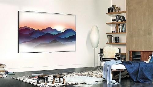 QLED TV: La TV que se adapta al diseño y estilo de cualquier habitación
