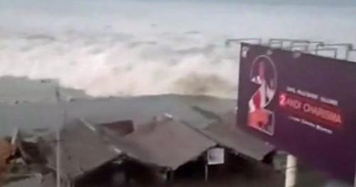 El saldo mortal a causa de sismo y tsunami en Indonesia aumenta: 1571