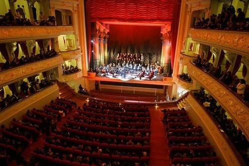 El Teatro Municipal De Lima presenta en el mes de octubre funciones musicales